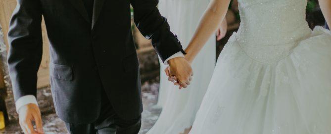 stress-free wedding rehearsal