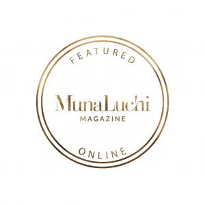 MunaLuchi Bride badge